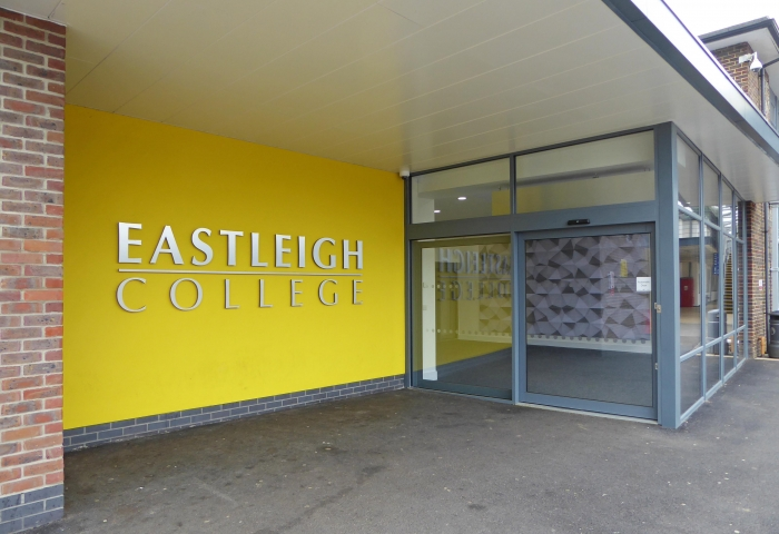 Eastleigh College: Extension and alterations to main campus building